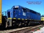 HLCX 6202      Ex-QNSL 219     SD40-2        10/07/2006