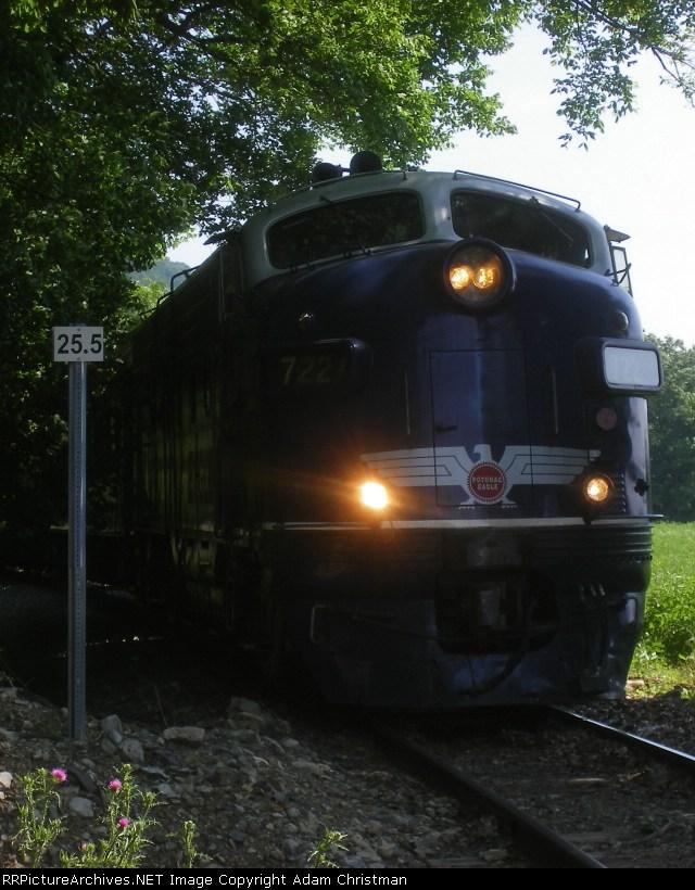 Potomac Eagle 722