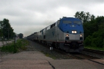 Amtrak's Cap Limited