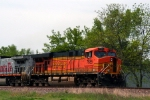 Here's a closeup of BNSF ES44DC 7685.