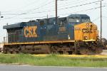 CSX 5336 at the UP yard