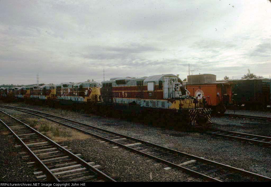 1311-09 Northbound Algoma Central Train Ride