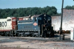 1317-04 MN&S #30 in SOO Line Yard and engine terminal