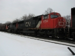 CN 5733 & 5605