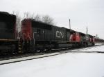 CN 5733 & 5707