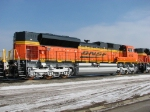 BNSF 9172