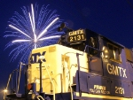 GMTX Leaser and Fireworks