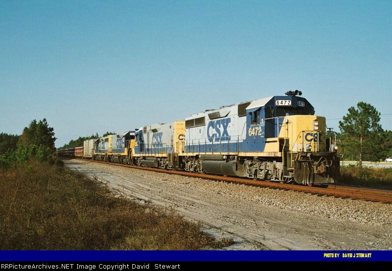 K971/CSX 6472