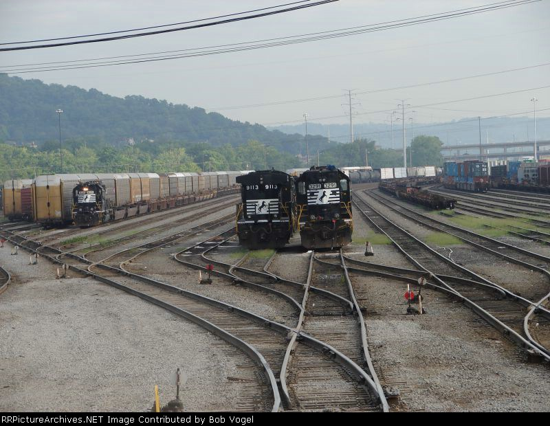 NS 9113 and 3291