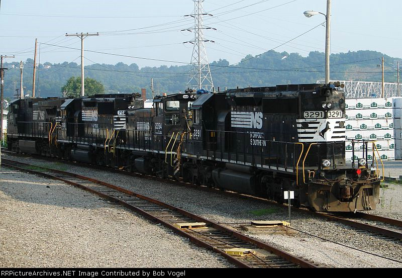 NS 3291 and 2354