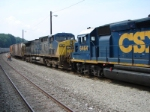 CSX 6464 and 89