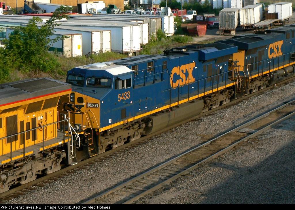 CSX 5433