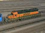 BNSF 6718