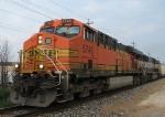BNSF 5745 & 9706