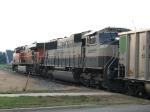 BNSF 9706 & 5745