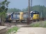 CSX 8829 & 8091