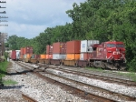 CP 8525 heads for the odd side with X500-21