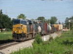 Q335-23 rolling west