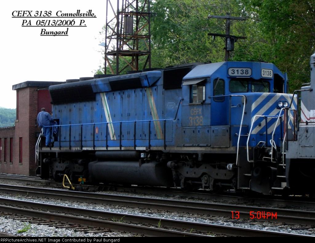 CEFX 3138  05/13/2006