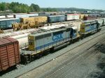 CSX 2430 and 2429