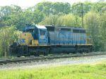 CSX 4607 - Osborne Yard bowl loco