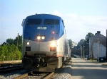 Amtrak 141 Closeup