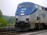 Amtrak  68  Closeup