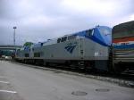 Amtrak 184  Amtrak 190