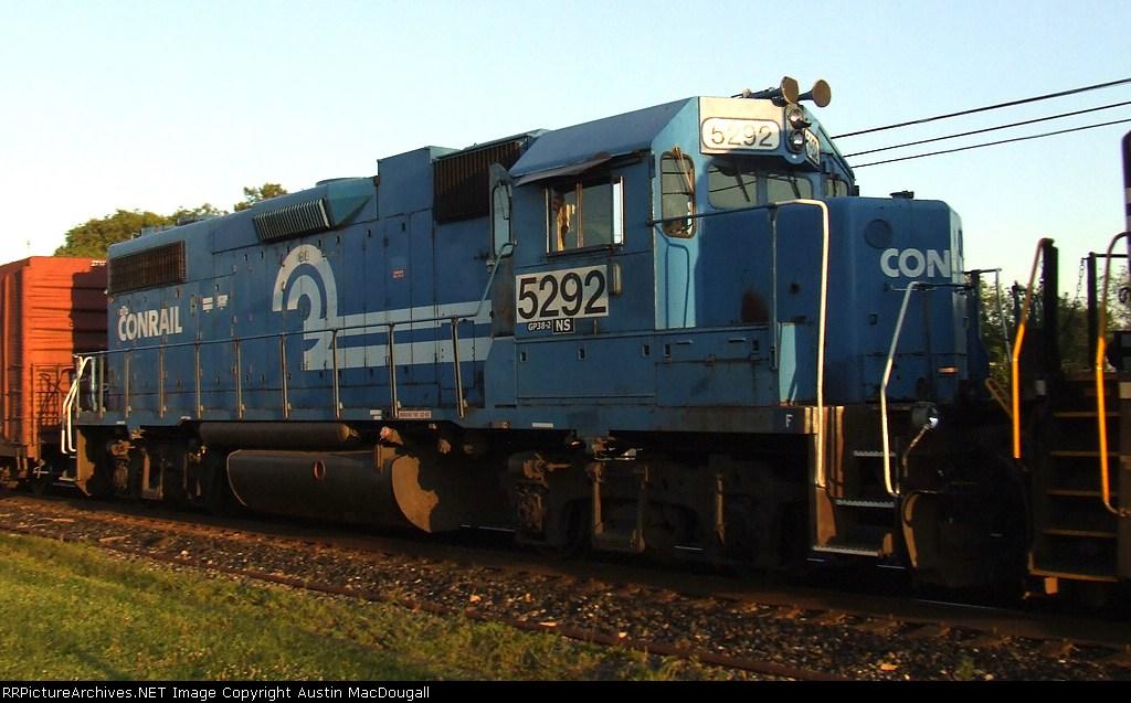 NS 5292 - No frame stripe!