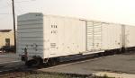 US Navy Boxcars