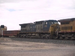 CSX 7750 #5 power in an EB manifest at 1:21pm