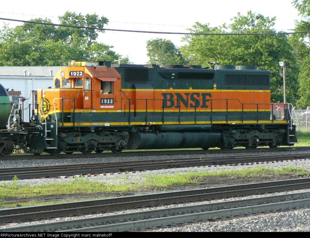 BNSF 1922
