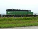 BNSF 6846