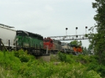 BNSF 8073