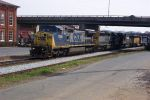 Train Q582-25