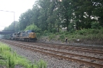 CSX 5268 and the Blonde