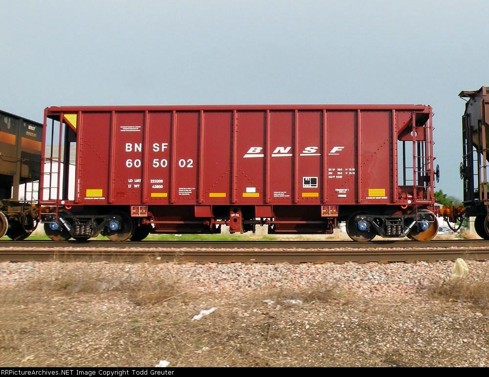 BNSF 605002