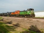 BNSF Switchers - Full Throttle!