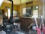 Inside Roca BN Depot