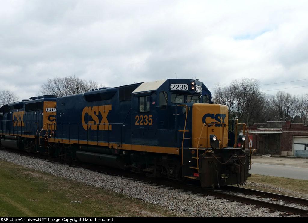 CSX 2235