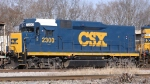 CSX 2300 works with 6912
