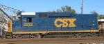 CSX 2232 works in Durham