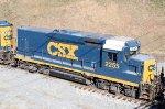 CSX 2255