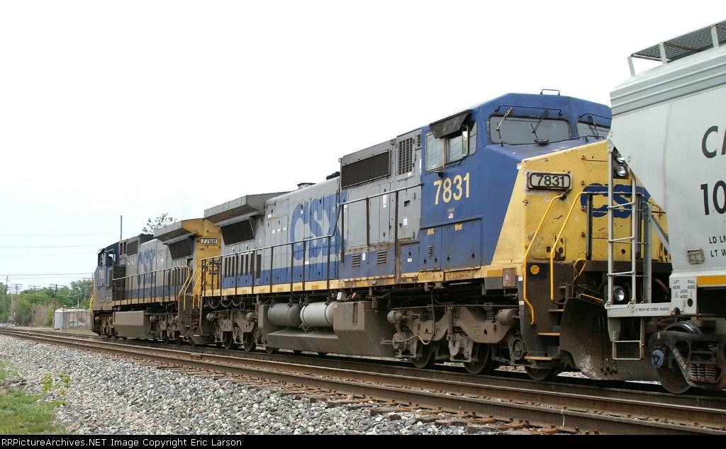 CSX 7831