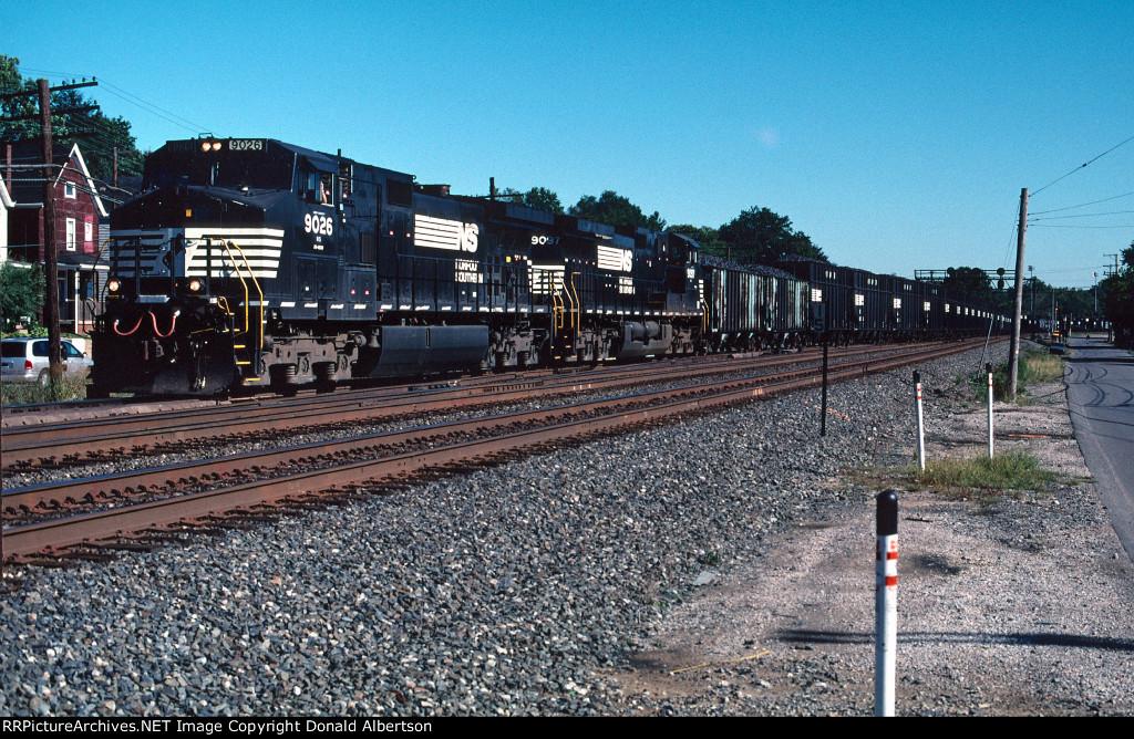 NS w/b coal