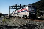 Amtrak e/b