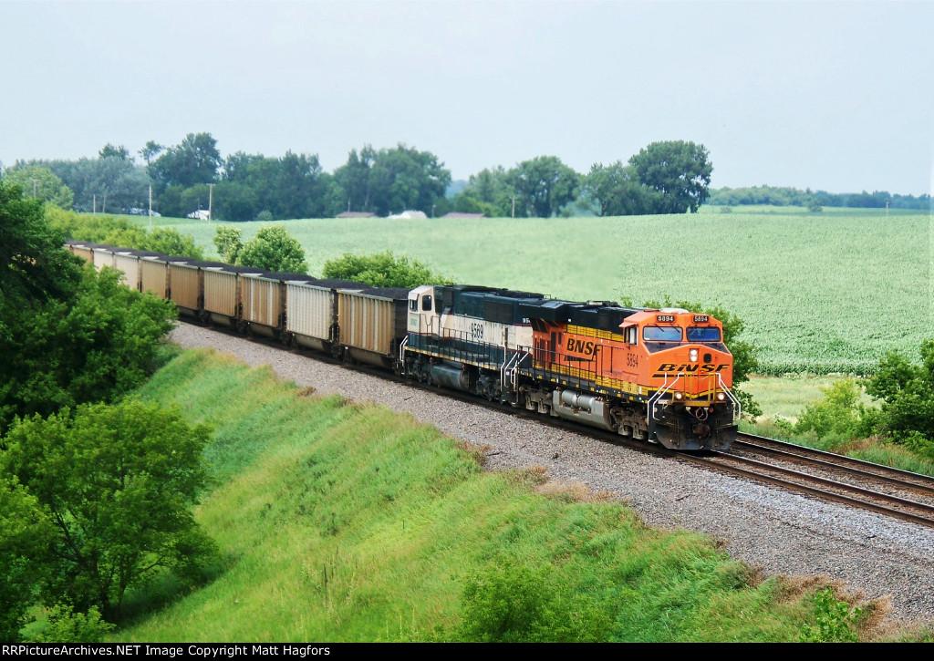 BNSF 5894