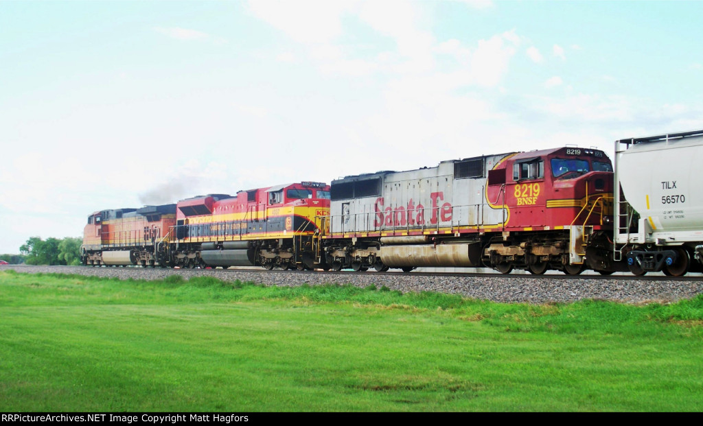 BNSF 8219
