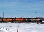 BNSF 5643