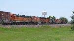 BNSF 2802